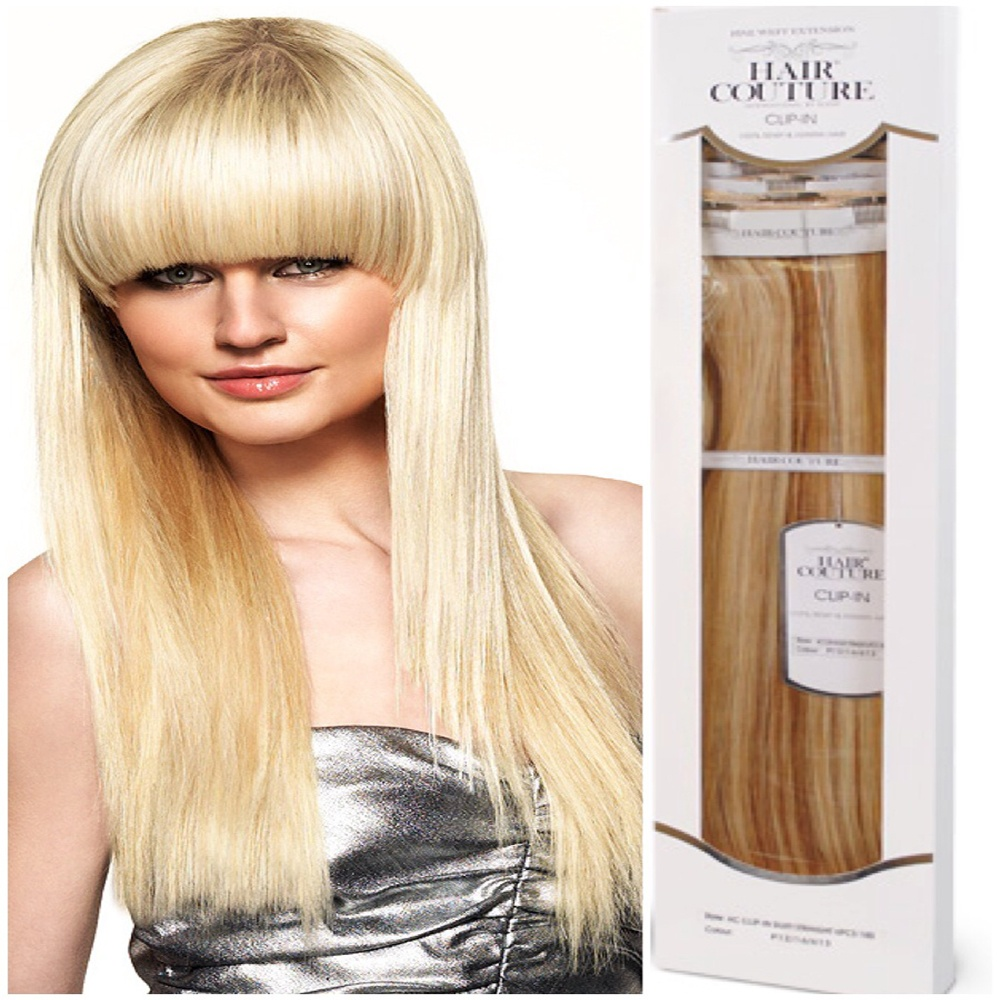 HAIR COUTURE LUXURY CLIP – IN 100% PREMIUM SYNTHETIC STYLE  HC 1 PIECEE 4 bbfde5890
