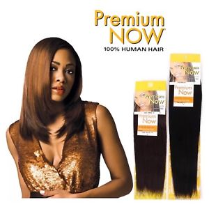 PREMIUM NOW QUALITY 100% HUMAN HAIR HH EUROPEAN STRAIGHT 2
