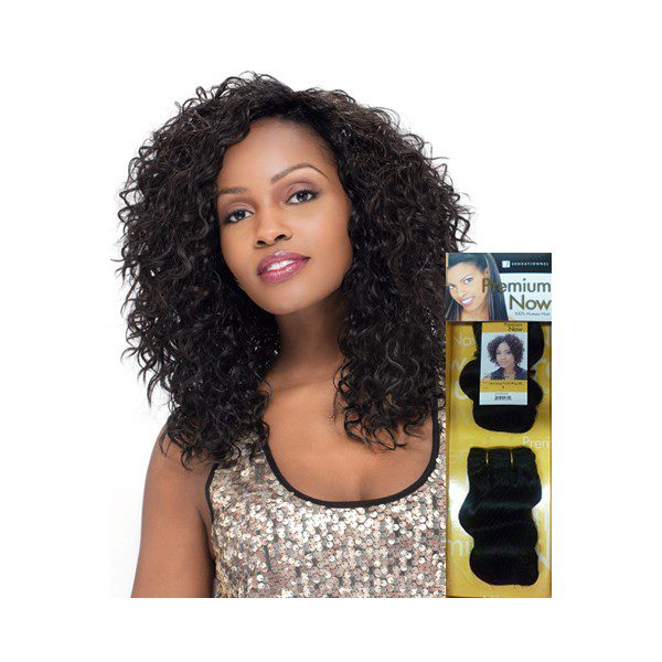 PREMIUM NOW QUALITY 100% HUMAN HAIR HH WAVE WIG