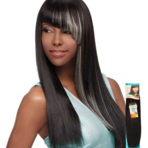 PREMIUM TOO 100% AND PREMIUM BLEND HAIR YAKI PRO WIG