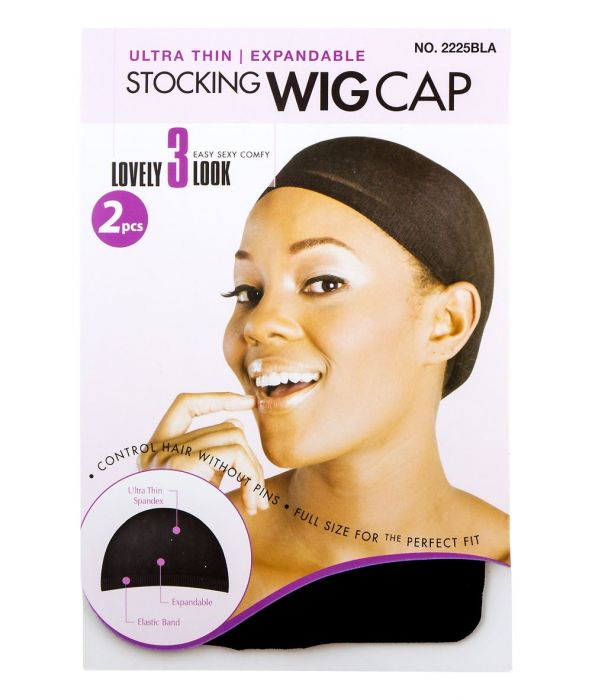 T&G ULTRA THIN EXPANDABLE WIG CAP