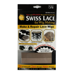 THE BRAND OFITT SWISS LACE