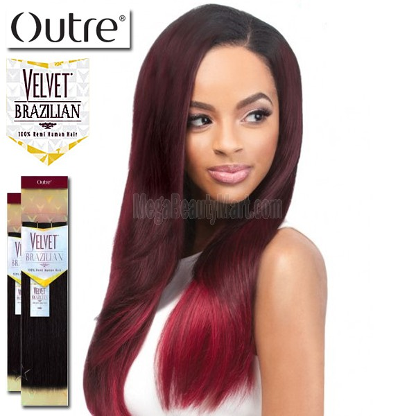 Velvet Remi 100 Human Hair Qutre Wig Weaves And More