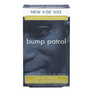 BUMP PATROL ORIGINAL FORMULA AFTERSHAVE RAZOR BUMP& BUMP TREATMENT 4FL. 0Z(113ML)