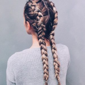 Easy braid plus bigger and longer