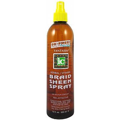 FANTASIA HERBAL VITAMIN BRIAD SHEEN SPRAY