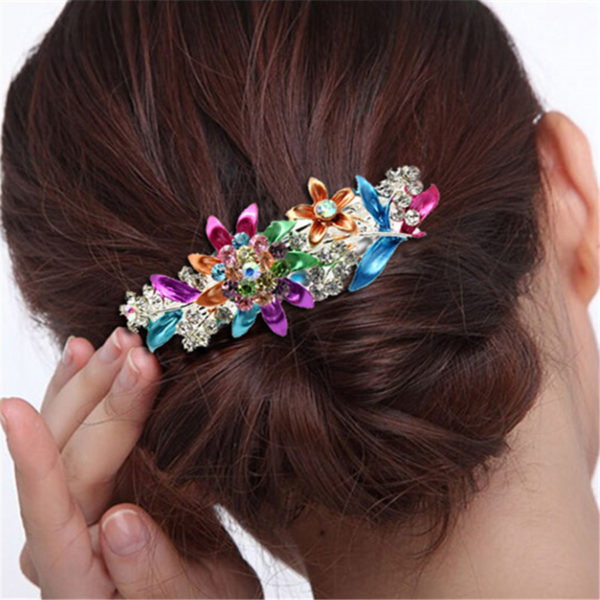 HAIR ACCESSORY MULTICOLOR