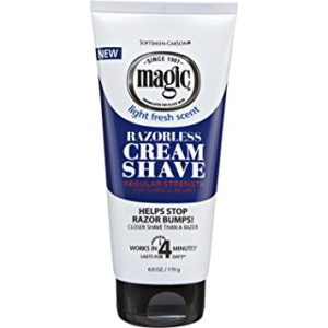 MAGIC RAZORLESS CREAM SHAVE(REGULAR STRENGTH)