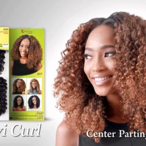 x pression collection vivi curl