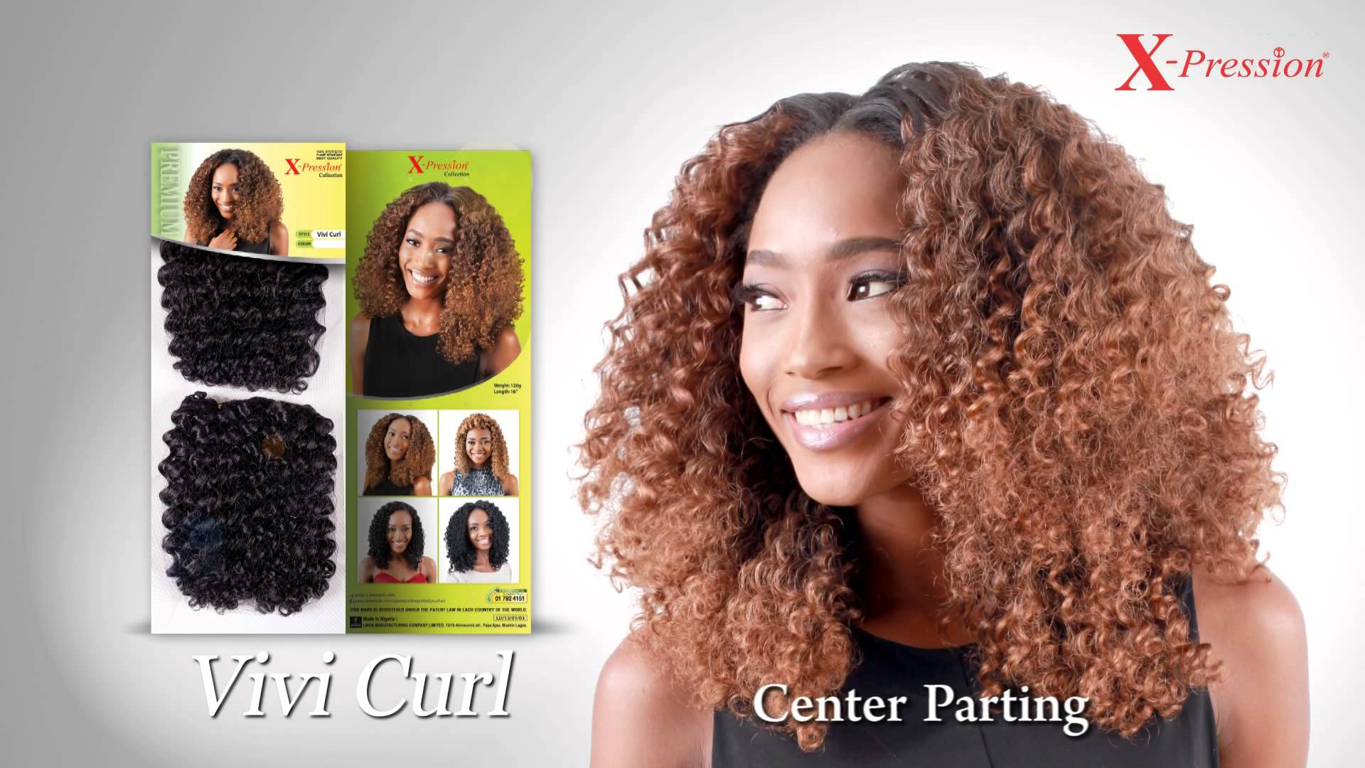 X Pression Collection Vivi Curl Wig Weaves And More