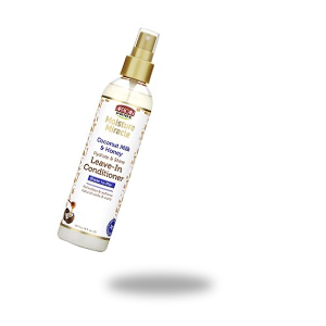 MOISTURE MIRACLE COCONUT MILK AND HONEY LEAVE IN CONDITIONER