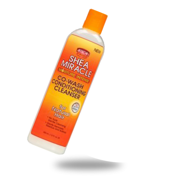 AFRICAN PRIDE SHEA MIRACLE MOISTURE INTENSE CO-WASH CONDITION CLEANSER