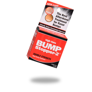 BUMP STOPPER – 2 AFTERSHAVE TREATMENT