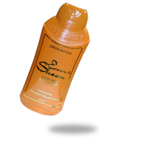 EVER SHEEN COCOA BUTTER HAND AND BODY LOTION