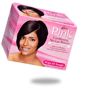 LUSTER'S PINK CONDITIONING NO-LYE RELAXER- REGULAR STRENGTH