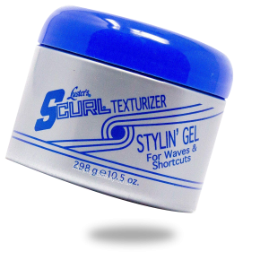 LUSTER'S SCURL CURL STYLING GEL