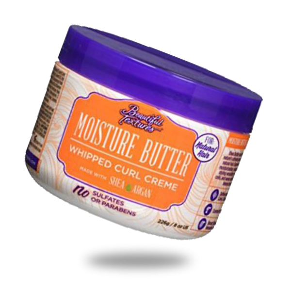 MOISTURE BUTTER WHIPPED CURL CREME FOR NATURAL HAIR