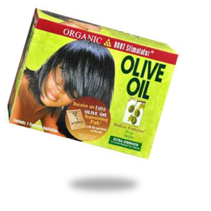 ORS OLIVE OIL NO LYE HAIR RELAXER- EXTRA STRENGTH