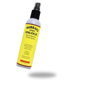 SPRAY UNLOCK QUICK RELEASE BRAID SPRAY FOR NATURAL STYLES