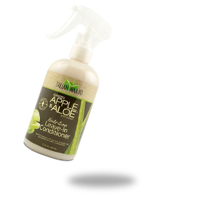Taliah apple and aloe leave in 12oz