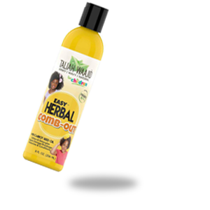 Taliah herbal comb-out